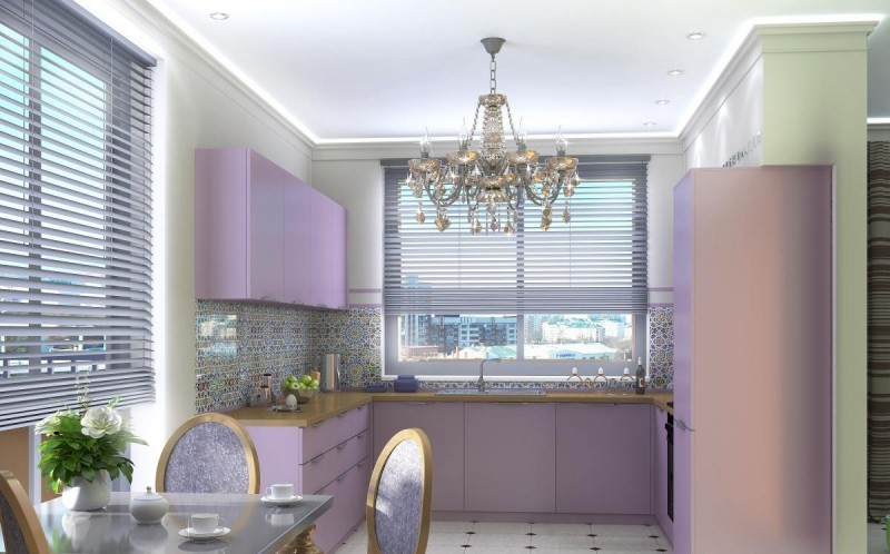 Кухня Камилла