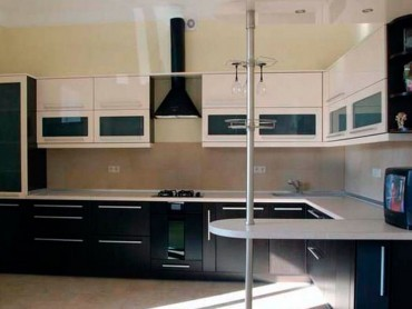 Кухня №4 (ALVIC luxe)