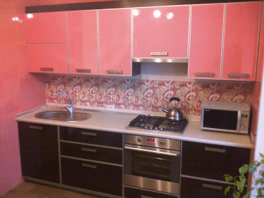 Кухня №9 (пластик)