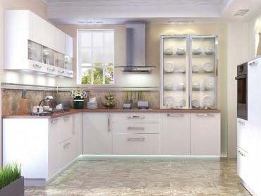 Кухни с эмалью